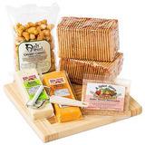 Tabla De Quesos Delicatessen Directa Snack-completo Del Rega