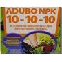 Adubo 10-10-10 Npk - 20 Kg