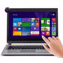 Positivo Notebook S2855 Touch Intel 4gb Hd 320gb Touch Hp