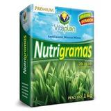 Fertilizante Adubo Npk 20 10 10 P/ Grama Gramado Vitaplan 1k