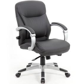 Silla Genesis Designs Hamilton Midback Executive Chair Sleek