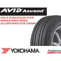 Llanta 195/60r15 Yokohama Avid Ascend S323, Nuevas