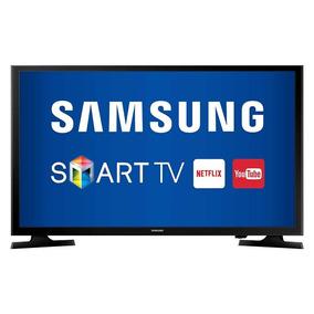 Smart Tv 40 Led Full Hd Un40j5200 Wifi 1 Usb 2 Hdmi Samsung