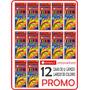 Promo 12 Cajas De 12 Lápices De Colores Simball Flexible