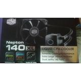Nepton 140 Xl Coolermaster Refrigeracióngamer Regalo Navidad