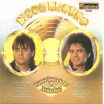 Cd - Chitãozinho & Xororó - Disco De Ouro