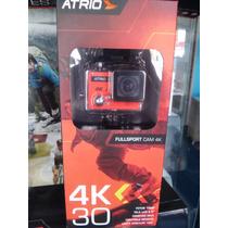 Camera De Ação Fullsport Cam 4k 30 Fps Atrio - Dc 185