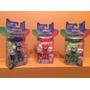 Muñecos C/luz Pj Masks, Heroes En Piyamas! Nuevos En Caja!!