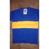Camiseta Retro De Boca Juniors De Rojitas