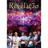 Dvd Revelação 360 Ao Vivo - Original E Lacrado