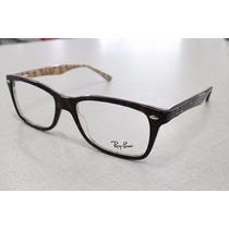 Armação Óculos De Grau Rayban Rb 5228 5057 Wayfarer Original