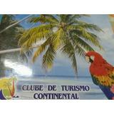 Título Remido Do Clube Continental Turismo