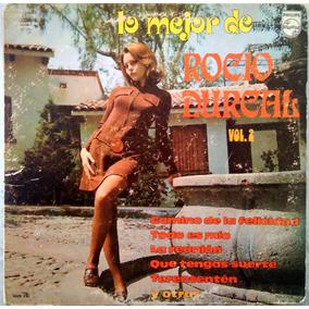 Rocio Durcal Lp Lo Mejor De ... 1974 Rarisimo