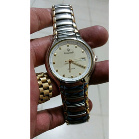 Reloj Pelletier De Caballero Suizo Maquina Eta Zafiro