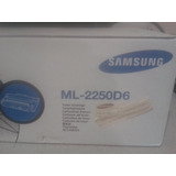 Cartucho Toner Samsung Ml 2250