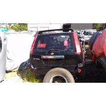 Sucata Nissan X-trail 2007 2.5 Gasolina