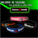 Pulseras Nike adidas Reebok Brazaletes Llaveros Silicon
