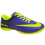 Tênis Chuteira Futsal Salão Nike Vortex Mercurial Neymar