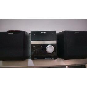 Microsystem Philips Dvd Modelo Mcd135