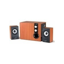 Parlantes Genius Sp-hf1205 2.1 Wood