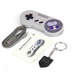 Controle Super Nintendo Snes30 Sfc30 Snes Bluetooth 8bitdo