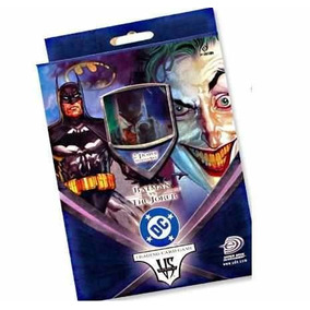 Vs System Batman Vs The Joker Juego De Cartas Tcg