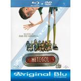 Metegol 3d + 2d ( Animación) Blu Ray Original - Almagro