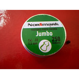 Balines Normark 5.5. Jumbo. X 250 U.