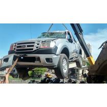 Sucata Peças Ranger 2010-motor Câmbio Diferencial Setor Abs