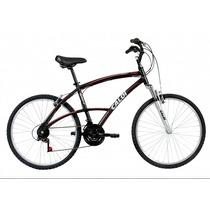 Bicicleta Aro 26 100 Sport Masc 21v Pto A16 - Caloi