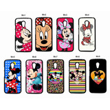 Capa Case Capinha Minnie Mickey Disney - Moto X Play Xt1563