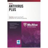 Tarjeta De Activación Mcafee Antivirus Plus 1 Año P/1 Pc