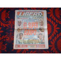 Diario Deportivo Libero De Peru Alianza De Lima
