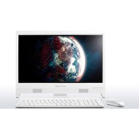 Lenovo Aio All In One C260 500gb/4gb Blanca Tienda Fisica