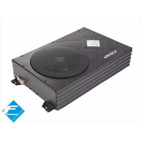 Caixa Amplificada Slim Falcon Sub 8 Polegada X200 200wrms
