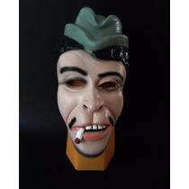 Cantinflas. Máscara De Latex. Disfraz.