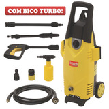 Lavadora Alta Pressão Intech Arizona 1600lb Bico Turbo 127v