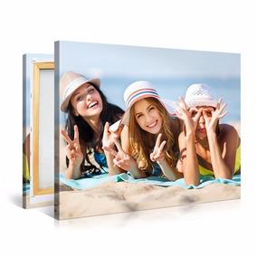 Foto Quadro Personalizado Canvas - 1,20x0,70