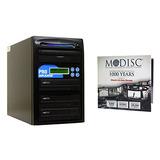 Duplicador Produplicator 1 To 3 M-disc Support Cd Dvd