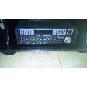 Planta Casera Amplificador Sonido 8000 Watts + 1600 Rms