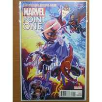 Marvel Point One Con Scarlet Spider, X-men Y Avengers