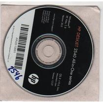Cd De Instalação Para Impressora Hp Deskjet 2546 - 2540