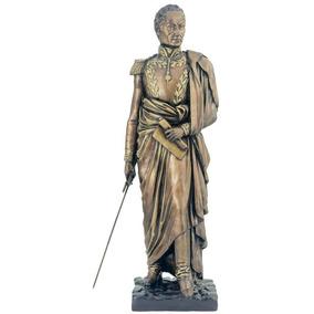 Escultura Pedestre Simón Bolívar Libertador