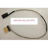 Cable Flex Sony Svf142 Svf142c29u Svf142c29l Svf14