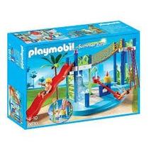 Playmobil 6670 Zona De Juegos Acuática