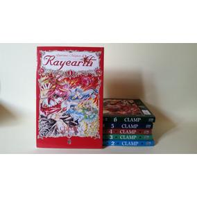 Mangá - Guerreiras Mágicas De Rayearth - Completo