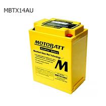 Bateria De Moto Gel Selada Mbtx14au Honda Cb 750 / Cbx 750 F