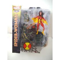 Spider Woman Marvel Select Diamond Select Toys