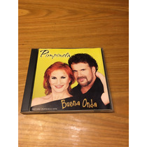 Pinpinela Buena Onda Cd Single 2000 Rare Cd Promo