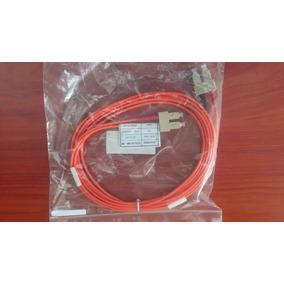 Patch Cord Fibra Optica Sc-sc Mm 3 Mtrs